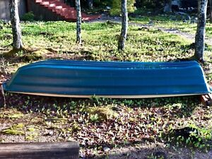 12' Sun Dolphin Jon Boat-Perfect for Fishing in Cottage Country