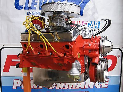 CHEVROLET 350 / 325 HP HIGH PERF TURN-KEY CRATE ENGINE ()
