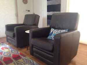 Top Quality Leather Lounge Suite
