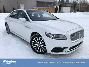 2017 Lincoln Continental Select | DEMO SPECIAL