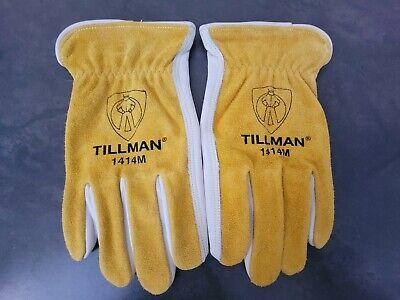 Tillman Leather Drivers Gloves - Cowhide 1414medium