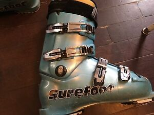 Lange size 12 Ski Boots World Cup 130
