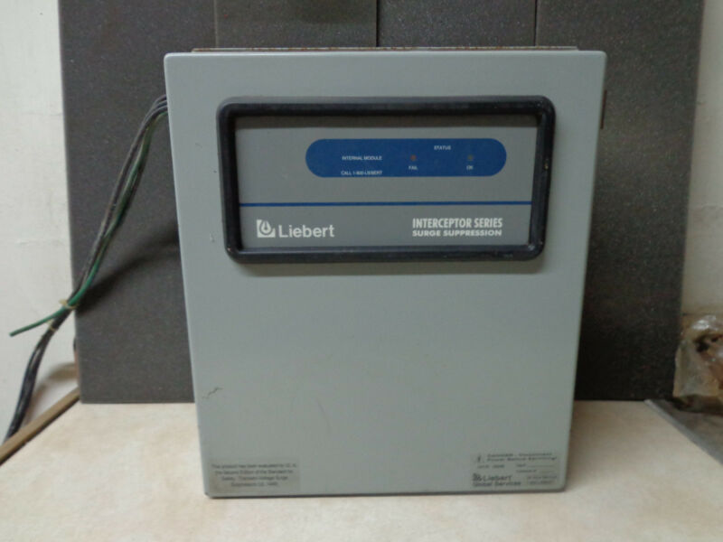 Liebert S120Y111-01 Surge Protective Device