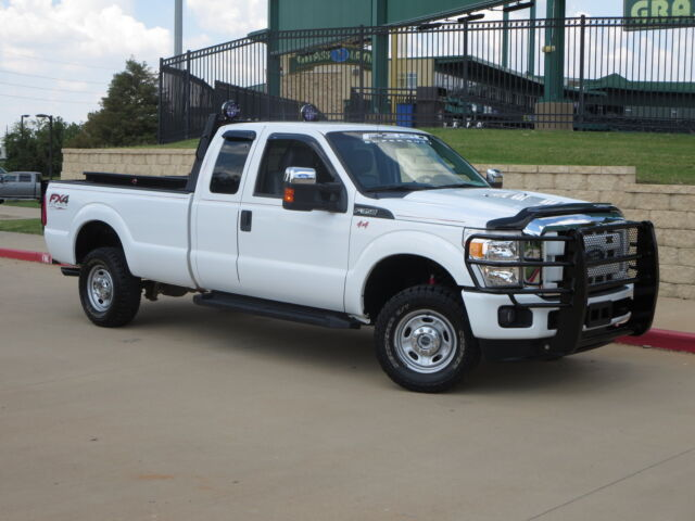 2013 FORD F-350 4X4 LONG BED WITH TOMMY LIFT GATE ONE OWNER W. MORE THAN 21 SVC