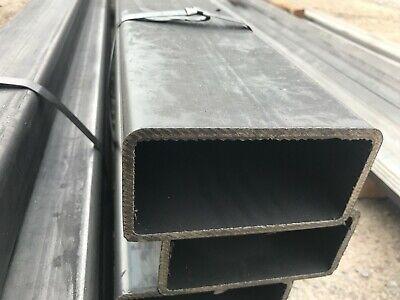 Steel Rectangular Tubing 3x 6 X 316 X 12