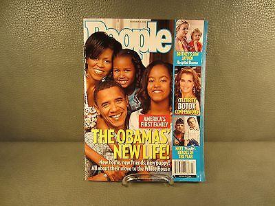 People Magazine President Obama November 24  2008