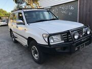 Toyota Landcruser 2006 GXL100 series 8 seater in good condition Brunswick Moreland Area Preview