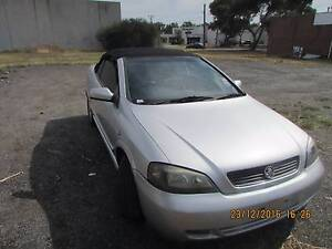 Holden Astra Convertible 1 YEAR Rego and RWC Tottenham Maribyrnong Area Preview