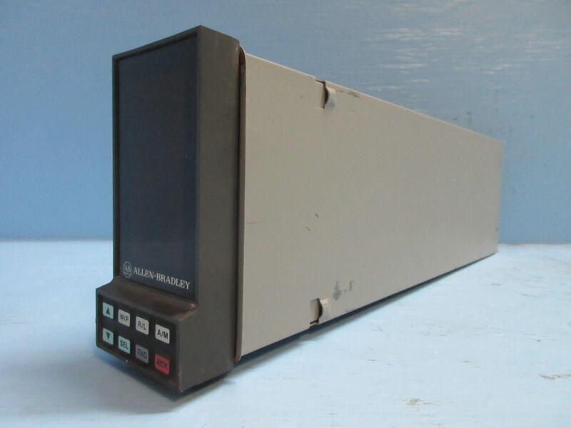 Allen Bradley 1771-LC1/B Loop Controller 120V 967306-01 A-B Foxboro 1771-LC1