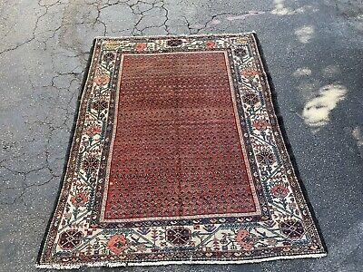 Small 3x5 And Smaller Wool Pile Rug