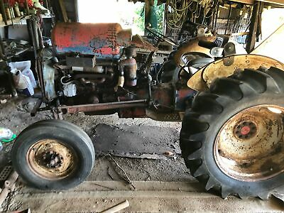 Early 1960s Ford Powermaster 901 Tractor