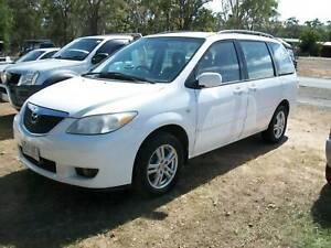 2004 Mazda MPV wagon People Mover 7 seats - very good condition. Kensington Bundaberg Surrounds Preview