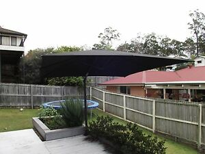 Shelta Gulfstream 3m x 3m Cantilever Outdoor Umbrella Eatons Hill Pine Rivers Area Preview