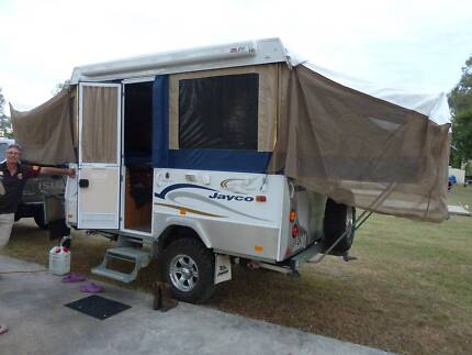 Jayco Dove Outback Camper