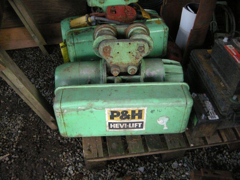 P & H hoist      (56)