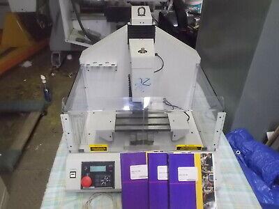 Lab-volt Automation 5600-b0 Cnc Mill