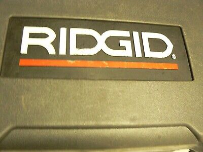 Ridgid Pipe Threader Die Set 12 To 2 Dies Heads Ridgid Pipe Threader Lot A