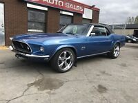 1969 FORD MUSTANG CONVERTIBLE - THINK SUMMER!!! London Ontario Preview