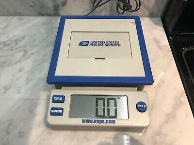 Genuine Rare United States Postal Service 10lb Digital Table Scale