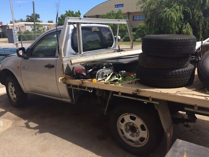 MITSUBISHI TRITON - 2007 WRECKING Pinjarra Murray Area Preview