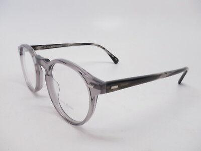 Oliver Peoples OV 5186 Gregory Peck 1484 Workman Grey Eyeglasses (Gregory Grey)