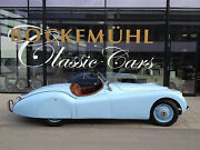 Jaguar XK 120 OTS (open two seater)