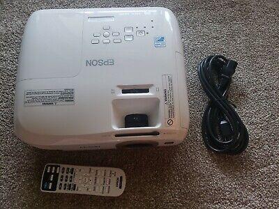 Epson Powerlite Home Cinema Projector 2045 Model H709A