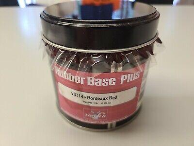 Van Son Rubber Base Plus Vs314 Bordeaux Red Offset Press Printing Ink Full Tin