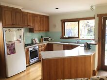 Second Hand Kitchen Blackwood cupboards and Caesar Stone Bench Northcote Darebin Area Preview