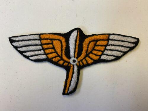 pk801 WW1 Indochina French Army NCO Pilots Sleeve Patch L2B