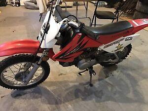 2007 Honda CRF 70