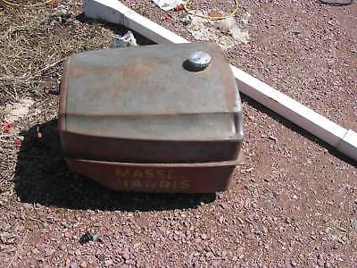 Massey Harris 44 Tractor Gas Fuel Tank
