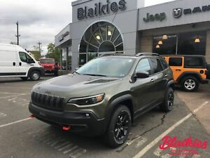 2019 Jeep Cherokee T Trailhawk