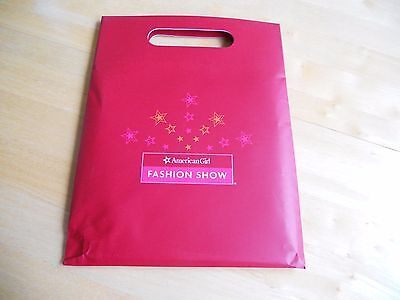 American Girl Fashion Show Paper Doll Fashion Fun - New