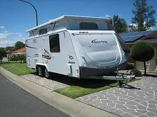 "Jayco Sterling Pop Top 18'8"" Built 2011. Model 17.55.3 Glenmore Park Penrith Area Preview"