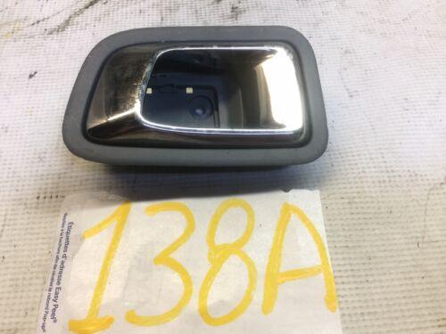 03-08 HONDA PILOT REAR RIGHT DOOR INTERIOR HANDLE OEM D 138A