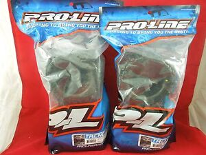 4 PRO-LINE TRENCHER TIRES on DESPERADO WHEELS 2.8 TRAXXAS STAMPEDE 4X4 SLASH VXL
