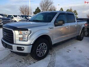 2016 Ford F-150 SuperCrew 6.5-ft. Bed 4WD