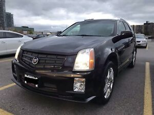 2008 Cadillac SRX4 (ABSOLUTE STUNNER)