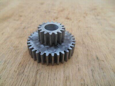 Nice Original Atlas Craftsman 618 101 Lathe Compound Gear 32-16 Tooth