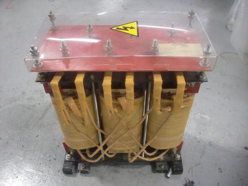 A.C SIMPSON AUTO DELTA PHASE SHIFTING TRANSFORMER A02240Z030