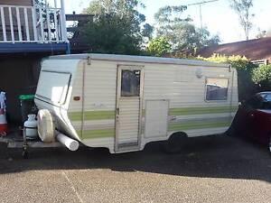 1982 15ft Millard Pop Top Caravan With Double Bunks Pennant Hills Hornsby Area Preview