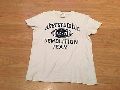Abercrombie&Fitch Kids T-Shirt Short Sleeve SML