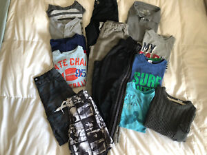 Lot of boy's clothes