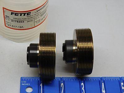 Fette 12-14 Nptf Thread Rolls