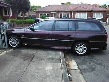 1998 Holden Commodore Wagon Ashfield Ashfield Area Preview