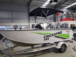 2019 STACER 499 CROSSFIRE F60 PACKAGE - JUST ARRIVED!