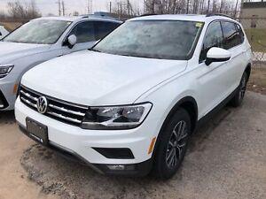 2019 Volkswagen Tiguan Comfortline 2.0T 8sp at w/Tip 4M