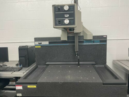Sheffield Cordax 1808 CMM Used Great Shape