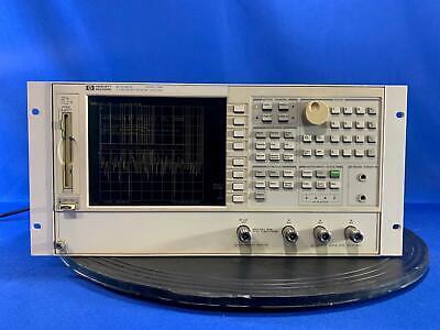 Agilent 8753es Network Analyzer 30 Khz - 3 Ghz